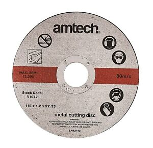 Ultra-Thin-115mm-4-5-034-1mm-Disc-Cutting-Blade-Angle-Grinder-Stainless-Steel-Metal