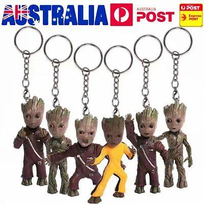 Guardian of the Galaxy Vol.2 Baby Groot Key Chain Figure Keyrings