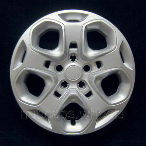 ford fusion 2010 2012 hubcap premium replacement 17 in wheel cover new 457 17s ebay. Black Bedroom Furniture Sets. Home Design Ideas