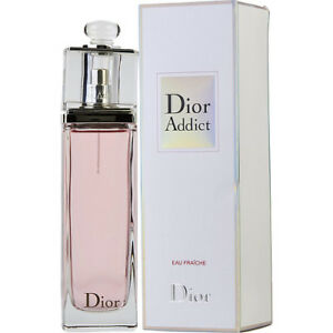 a2b24bac Christian Dior Addict 2 Women Perfume 3.4 3.3 Oz 100 Ml EDT Spray Unbox