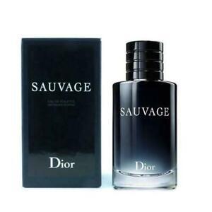 Dior Sauvage by Dior 3.4 oz Eau De Toilette Spray for Men NEW