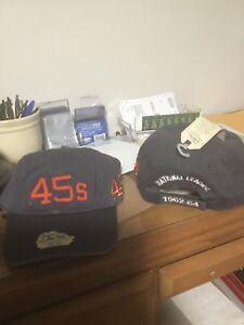 Image is loading Retro-Houston-Colt-45-s-Baseball-Hat-new- a4f0714918f