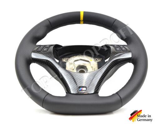 BMW e81 e82 e87 e88 e90 e91 e92 e93 M Sport Volant Volant en cuir NOUVEAU rapportent
