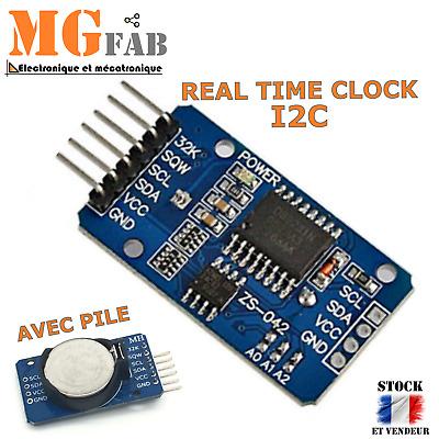 2xpcs DS3231 AT24C32 IIC Module Precision Clock