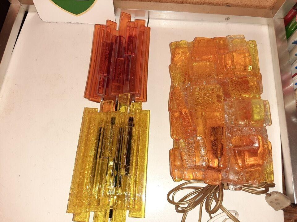 Anden arkitekt, Claus Bolby - orange, gul