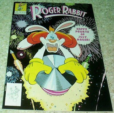 Walt Disney/'s Roger Rabbit 11 9.2 NM- 1991