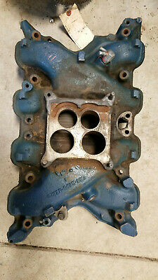 New Chevy Truck >> FORD 351C 351 Cleveland 71 - 72 intake manifold 4V Spread bore D1ZE-9425-BB | eBay