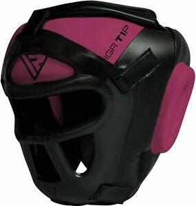 RDX-Damen-Kopfschutz-Boxen-Kampfsport-Boxtraining-Kickboxen-MMA-Headgear-DE