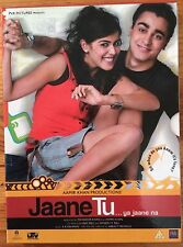 Jane Tu...ya jane na (NTSC DVD in Hindi with English and Arabic subtitles)