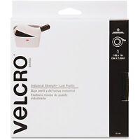 Velcro® Brand Fastener Tape Hook/loop Water-resistent 1x10' Black 91100 on sale