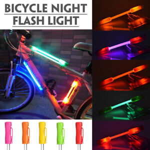 Cycling-Bicycle-LED-Safety-Flash-Light-Front-Rear-Warning-Night-Lamp-Camping