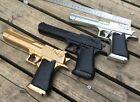 Desert Eagle Toys Pistol Children Gun Electric Kids Fun Outdoor Game Shoot