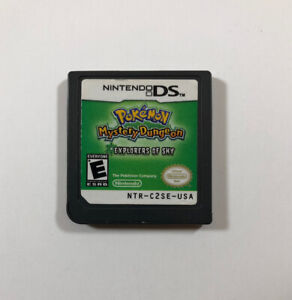 Pokemon-Mystery-Dungeon-Explorers-of-Sky-Nintendo-DS-Authentic-Tested