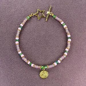 Image Is Loading Libra Zodiac Charm Bracelet Amulet Astrology Stars Sun