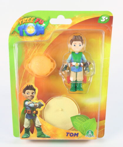 "Tree-fu TOM CON SFERA MAGICA 3 /""Action Figure Toy TREE FU CBeebies TV-Nuovo!"