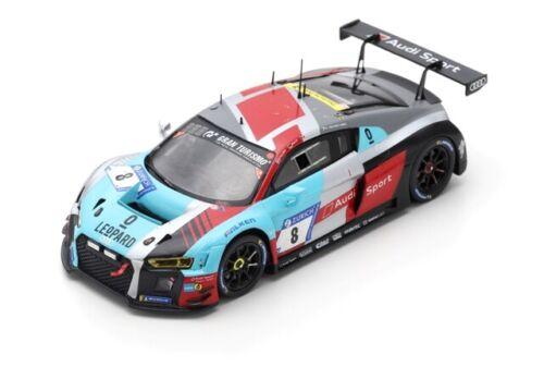 Audi R8 Lms #8 24H Nurburgring 2018 R.Rast R.Frijns D.Vanthoor SPARK 1:43 SG422