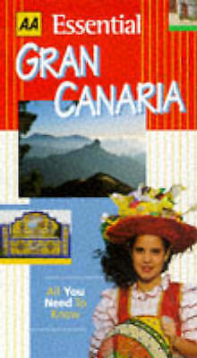 ESSENTIAL GRAN CANARIA., MacPhedran, Gabrielle., Very Good Book
