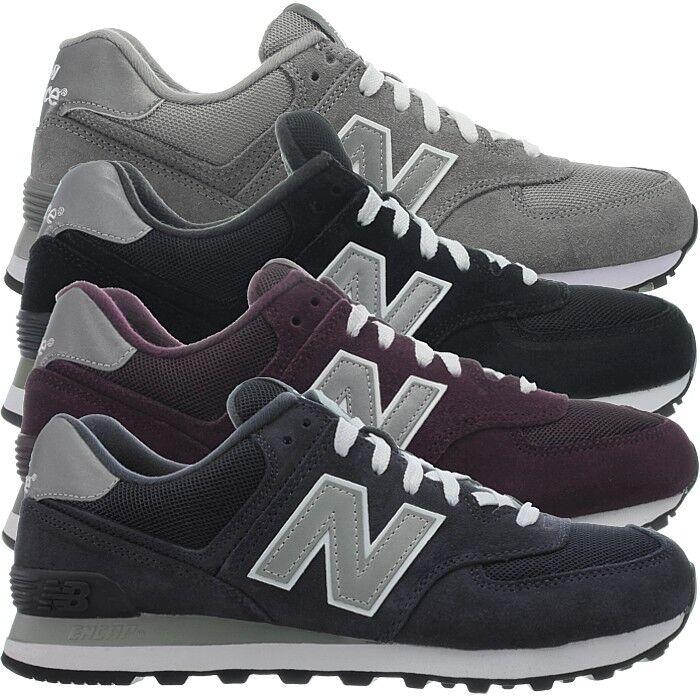 New Balance M574 Core Herren low-top Sneakers Freizeitschuhe Wildleder NEU