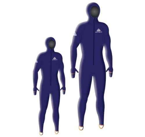 Adrenalin Lycra Suits ADULT Hooded Wetsuit 50+ UPF sun and stinger protection