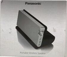 Panasonic - SC-NA10 - Bluetooth Portable Speaker