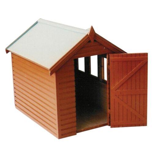 Cabane de jardin jardin hangar Garden NFIXUP poupée dollhouse 1:12 type dh512