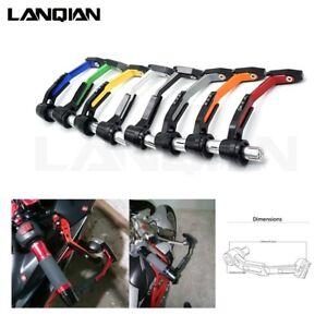 For-Honda-CBR-600-F2-F3-F4-F4i-CB400-CNC-Brake-Clutch-Lever-Protector-guard