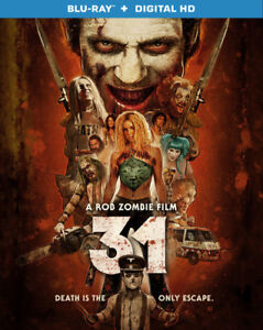 31 [New Blu-ray]