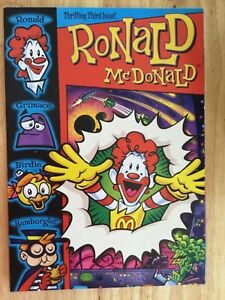 Ronald-McDonald-Magazine-Thrilling-3rd-Edition