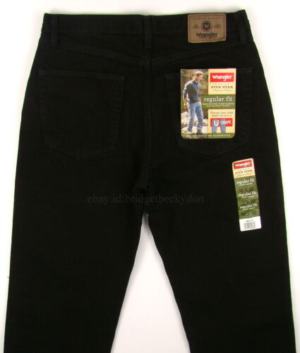 31 Regular Zipper New 40 Wrangler 38 Coupe 35 Nwt 36 30 Jeans Homme 33 pour 34 Fly 32 42 tEqqIaznHw