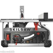 SKILSAW 120V 15-Amp 10-Inch Worm Drive Table Saw