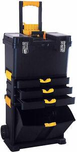 Werkzeugkoffer-Werkzeugtrolley-Werkzeugkiste-Werkzeugkasten-Zubehoer-Aufbewahrung