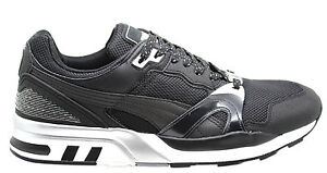 Scarpe Plus 357006 Black 2 uomo Xt D35 Trinomic Lace da Puma Tech 01 ginnastica Up 17zqwf4r1