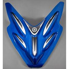 Yamaha Apex snowmobile custom blue air box cover w/ graphics 2011 and newer