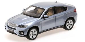 Envío y cambio gratis. BMW ActiveHybrid X6 azul Water Metallic Metallic Metallic 1 18  Kyosho 08763BW  hasta un 50% de descuento
