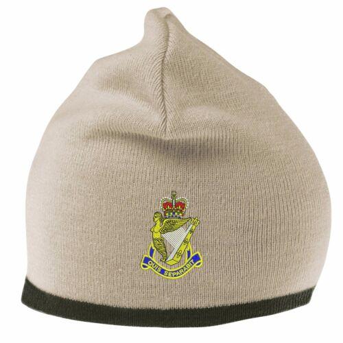 Royal Ulster FUCILI Cappello Beanie con logo ricamato