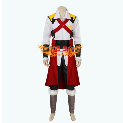 Halloween Castlevania Trevor Belmont  Anime Version Cosplay Costume Game