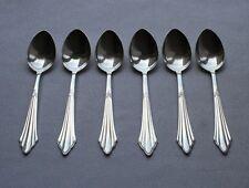 *RAR* Set von 6 Kaffeelöffel WMF Fächermuster in 90er Silber