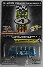 "Johnny Lightning - VW Bus T1 Samba ""4th Wild Weekend"" Neu/OVP"
