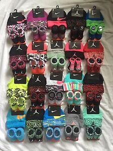 41b5da65243 Image is loading Nike-Baby-Booties-amp-Cap-Gift-Size-0-