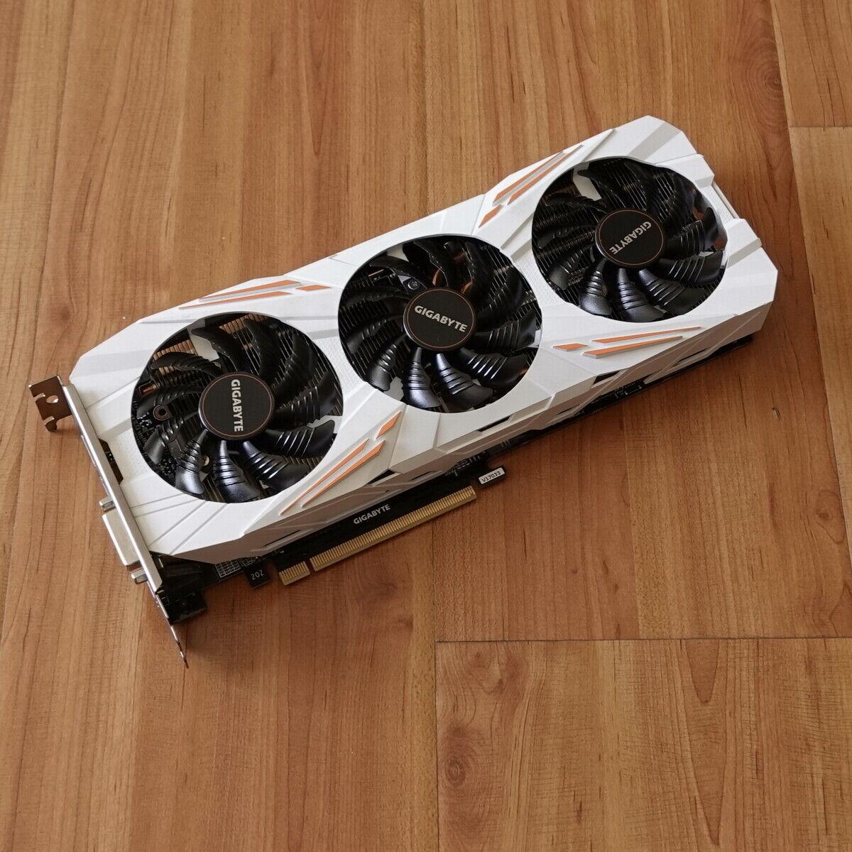 Gigabyte GTX 1080 Ti Gaming OC 11G WINDFORCE 11GB Graphics Card GPU Nvidia