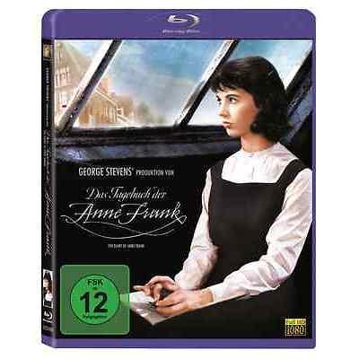 Das Tagebuch der Anne Frank - Blu-Ray Film Spielfilm FOX