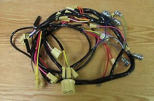 image is loading 1956-chevy-under-dash-wire-harness-new-usa-