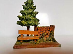 Marke Mit Baum