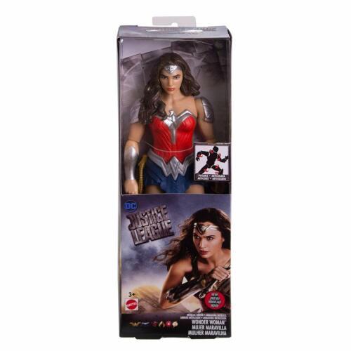 "12/"" FWC15 NEUF * DC Justice League Wonder Wonder Armor Action Figure"