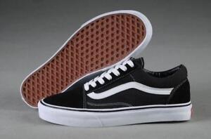 ad216164f05f14 HOT VAN Classic OLD SKOOL Low   High Top Suede Canvas sneakers SK8 ...