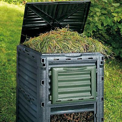 Thermokomposter Schnellkompostierung 300 L Gartenkomposter Garten Komposter