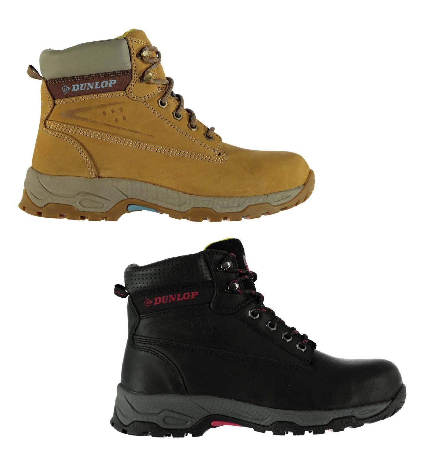 Dunlop Sicherheitsschuhe Arbeitsschuhe Schuhe Damen Safety Safety Safety Schuhes On Site 1004 15dd56