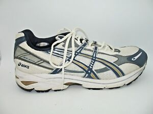 bas prix f268c 09470 Asics GT 2110 White Running Athletic Training Sneaker Shoes ...