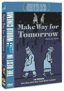 Make-Way-For-Tomorrow-Victor-Moore-Beulah-Bondi-UK-Compatible-Region-Free-DVD