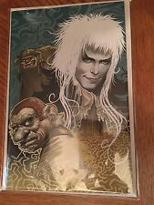 Labyrinth #1 30th Anniversary Baltimore Comic-Con Eric Powell Variant